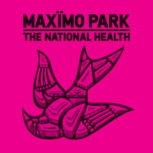 Maximo Park - The National Health - Cover