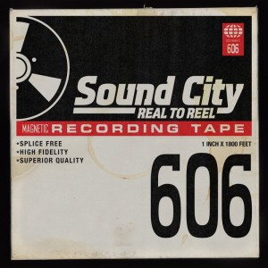 Sound City Soundtrack - Real to Reel - Cover