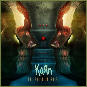 Korn - Paradigm Shift - Cover