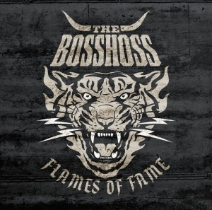 The BossHoss - Flames Of Fame - Cover