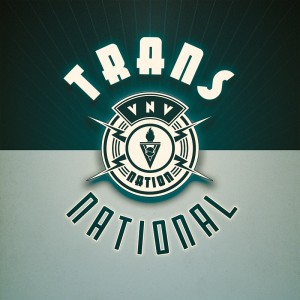 VNV Nation - Transnational - Cover