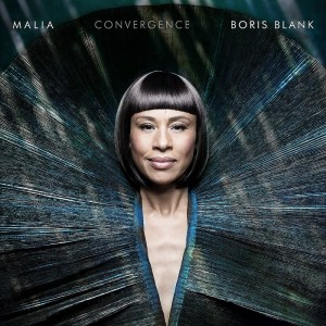 Boris Blank and Malia - Convergence - Cover