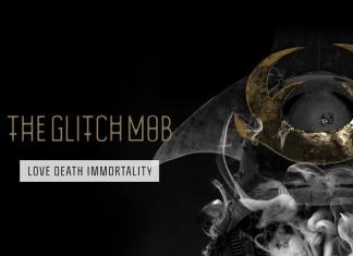 The Glitch Mob - Love Death Immortality - Cover