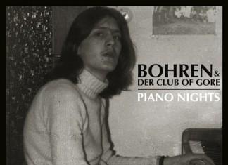 Bohren und der Club of Gore - Piano Nights - Cover