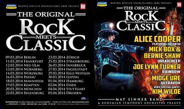 Rock Meets Classic Tour 2014 60minutennet