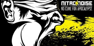 Nitro Noise - No Cure For Apocalypse - Cover
