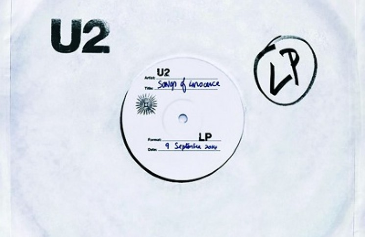 U2 - Songs of Innocence - Cover
