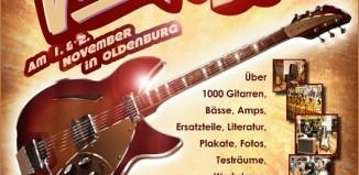 Vintage Guitar Show 2014 - Plakat - Web