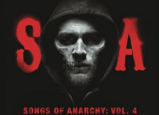 Songs Of Anarchy Vol. 4 - Cover