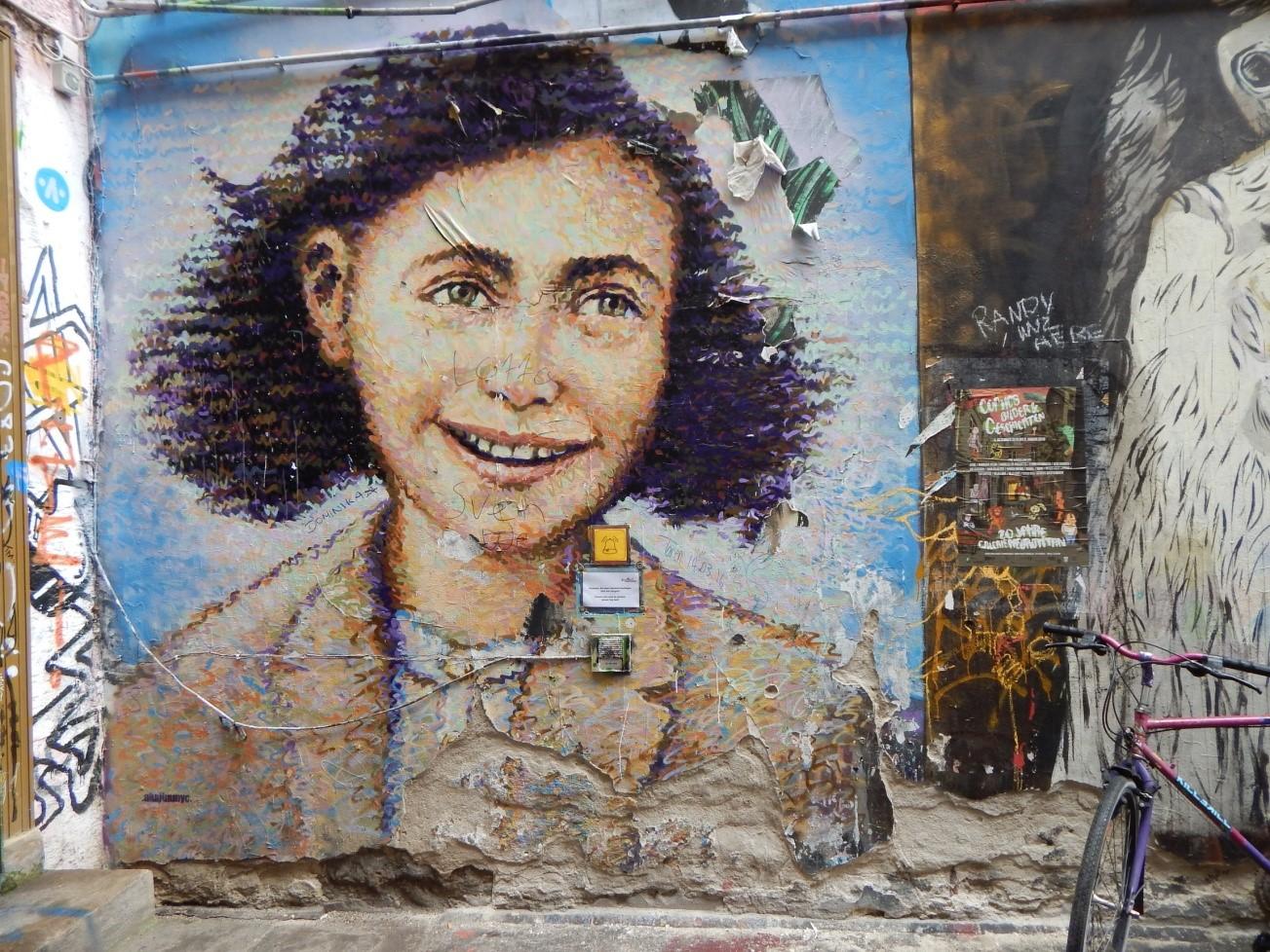Das Anne Frank Zentrum in BerlinDas Anne Frank Zentrum in Berlin
